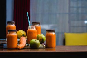benefits of juicing carrot juice