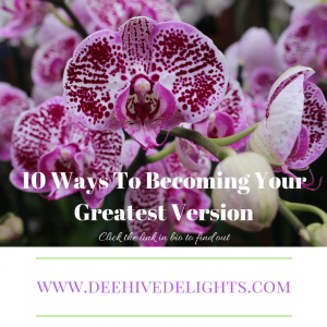 10 ways to become your greatest version