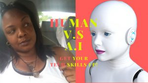 human v.s AI - never stop learning
