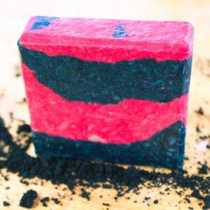 love detox charcoal soap