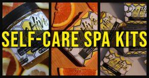 Self Care Spa Kits