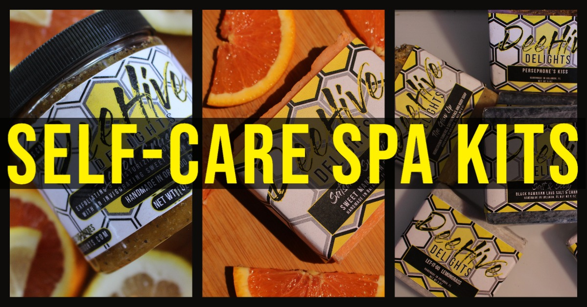 Self Care Spa Kits