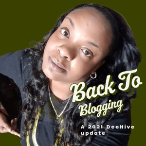 back to blogging Deehive delights