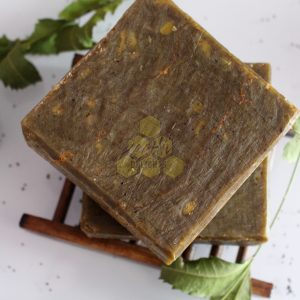 Neem Unscented Face Soap deehive delights skincare