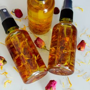 Rose Gold Face and Body Oil Deehive Delights